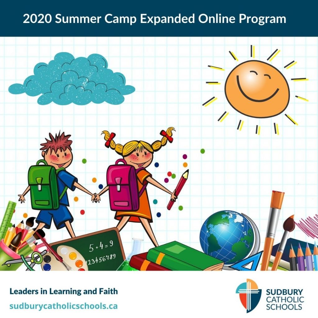 Summer Camp Graphic